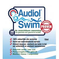 AudiolSWIM® - het onzichtbare & veiligste zwemdopje